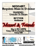 Mozart and Friends flyer